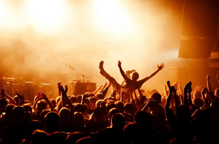 A los angeles music festival
